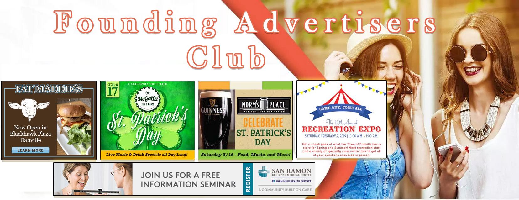 Advertise on Danville Social