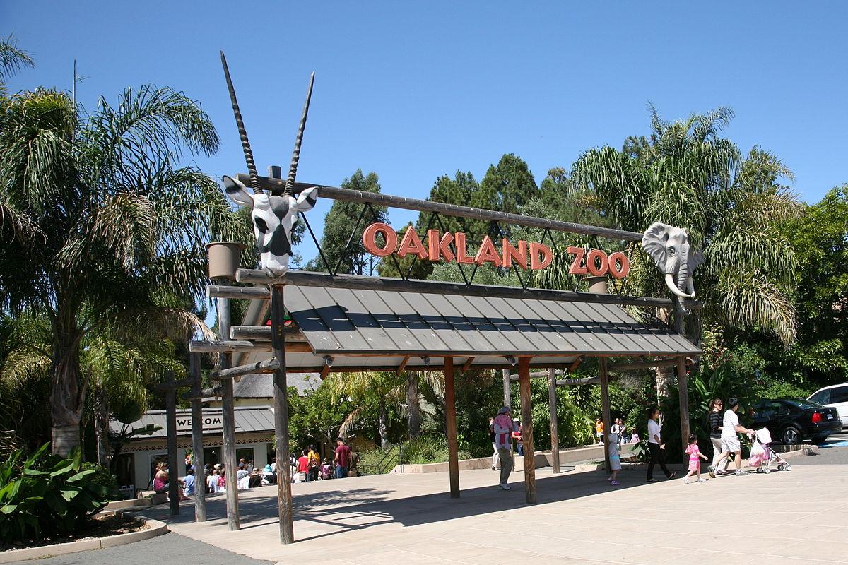 Zoo, Oakland, CA