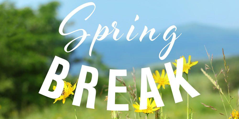 Spring Break ideas in and around Danville CA
