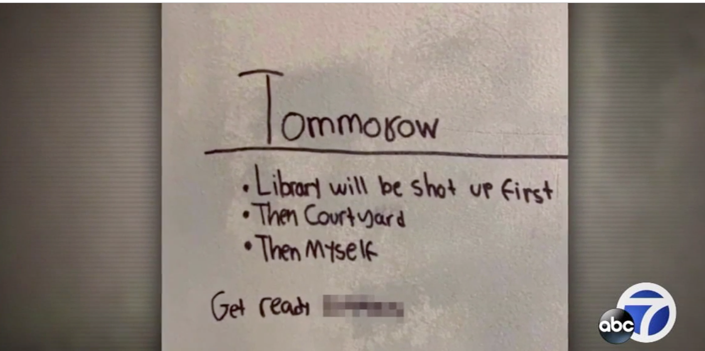 shooting threat san ramon ca
