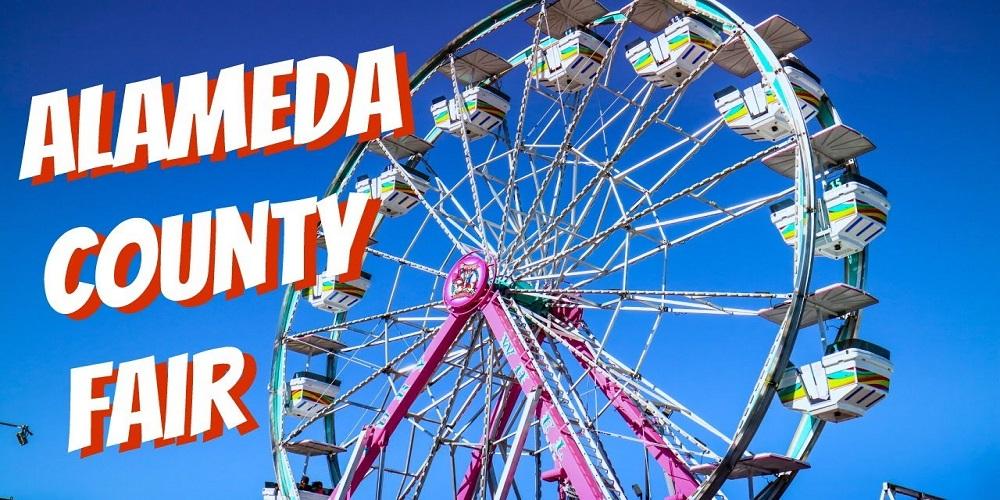 Alameda County Fair, Pleasanton, CA