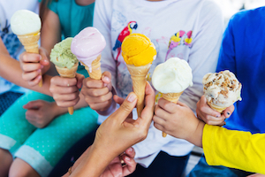 National Ice Cream Day, Danville, CA