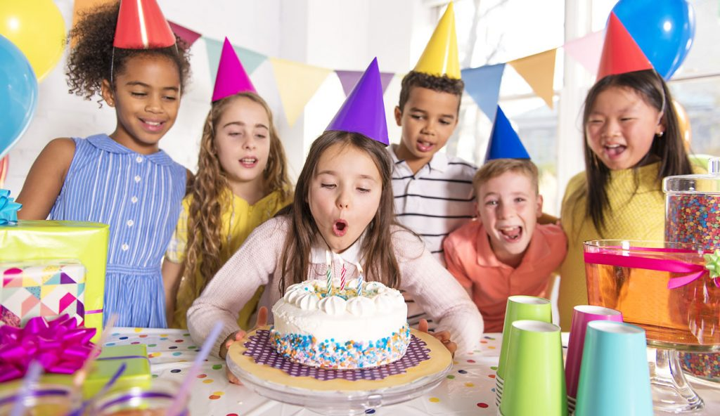 Best Places for kids birthday parties danville ca