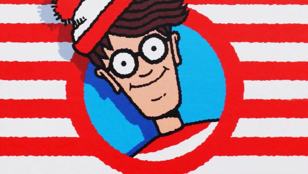 Where's Waldo Contest, Danville, CA.