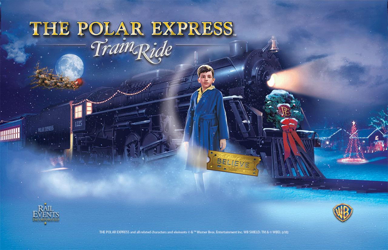 Polar Express, Sacramento, CA