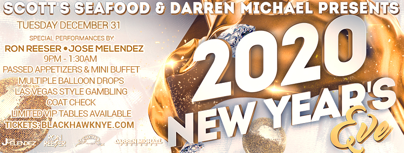 Danville CA New Years Eve Event
