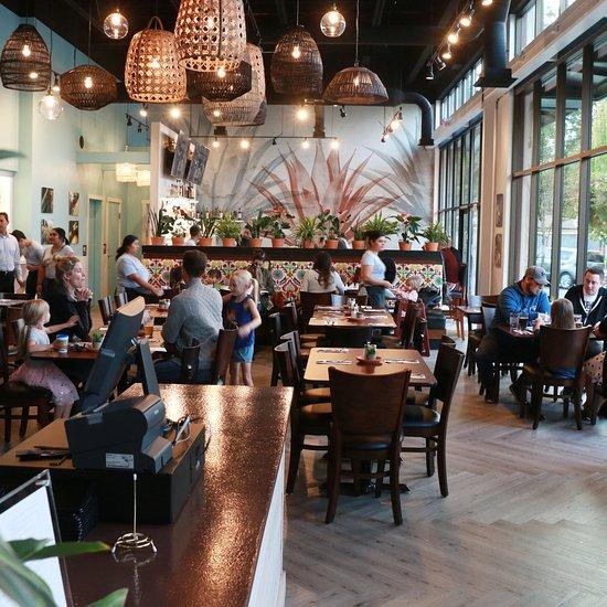 Choza Tacos and Cantina in Danville CA, Blackhawk Plaza
